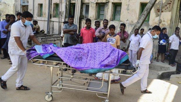 Autoriteiten Sri Lanka: zeker 27 buitenlanders onder doden