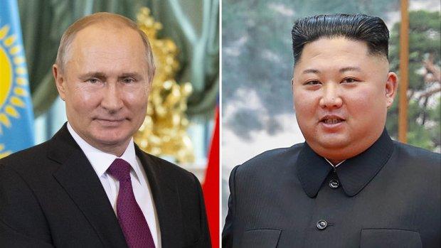 Noord-Korea bevestigt top Kim en Poetin in Rusland