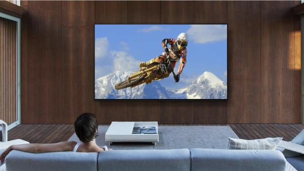 Grote 8K-tv van Sony kost 70.000 dollar