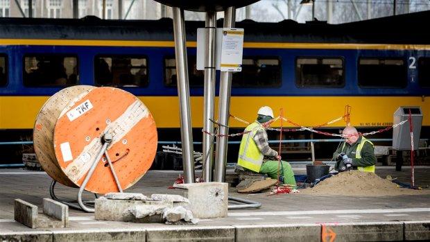 ProRail investeert 3,5 miljard euro in opknappen stations