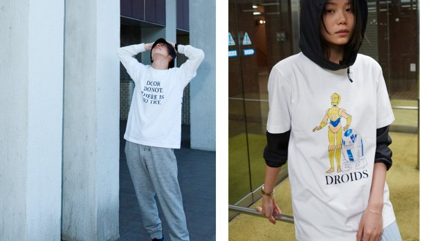 Uniqlo komt met Star Wars-shirts