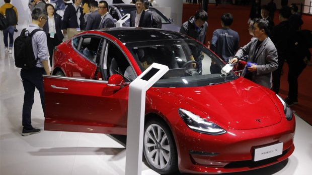 Tesla dieper in de rode cijfers dan verwacht