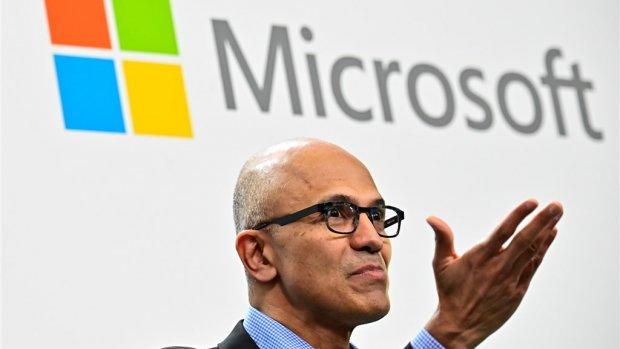 Microsoft even meer dan 1 biljoen dollar waard