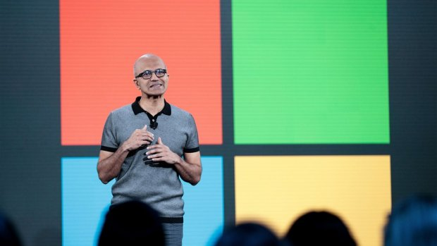 Microsoft is even 1000 miljard waard: meer dan Apple of Amazon