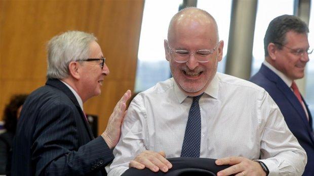 Zo wordt de nieuwe 'baas van de EU' gekozen