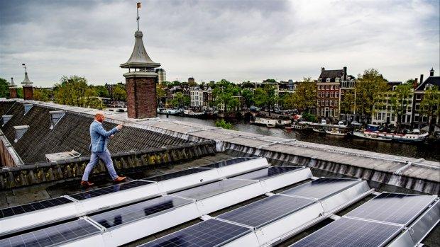Subsidies voor zonnepanelen verlengd tot en met 2022