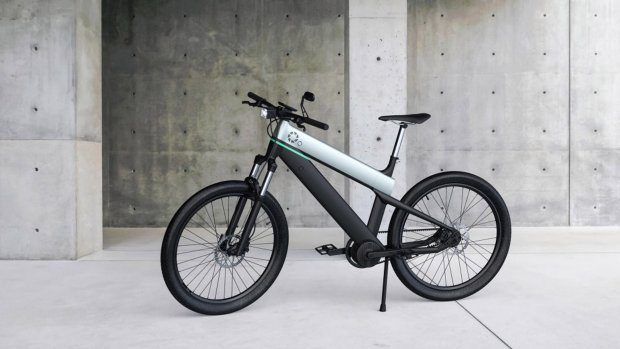 Deze elektrische fiets heeft een actieradius van 200 kilometer