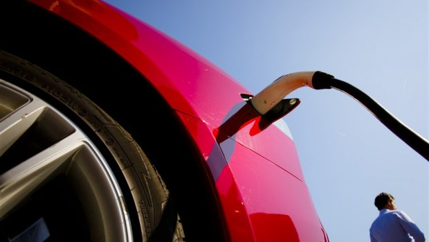 Alle Duitse tankstations krijgen laadpunten elektrische auto's