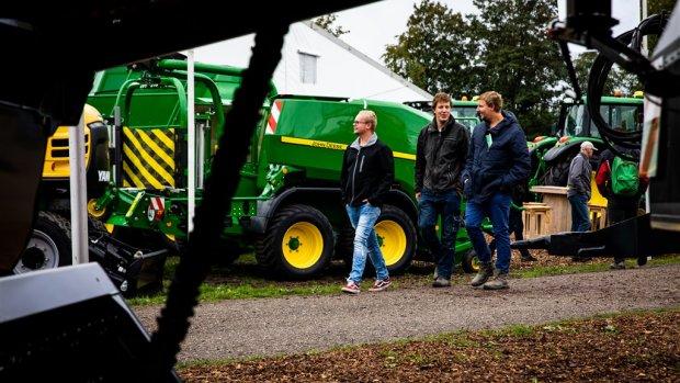 Europees miljardenfonds voor jonge boeren en bio-industrie