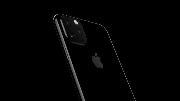 'iPhones krijgen in 2020 een 3D-camera achterop'