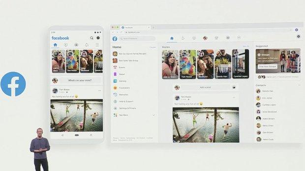 Facebook krijgt grote facelift: rustiger ontwerp aangekondigd