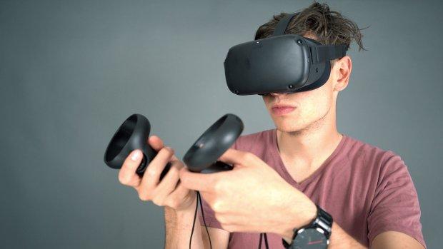 Nieuwe VR-brillen Oculus nu te koop: 'de redding voor VR'?