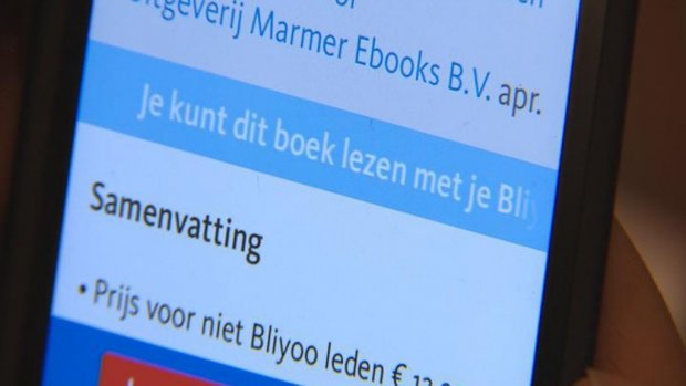 Bouwer 'Spotify voor lezers' Push2Tablet is failliet