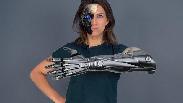 Cyborgs komen eraan: zo smelten mens en machine samen