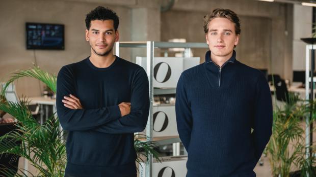 Jonge ondernemers krijgen miljoeneninvestering voor online outlet