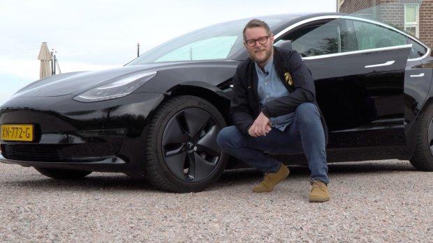 Duurtest: hoe bevalt de Tesla Model 3 na drie maanden?