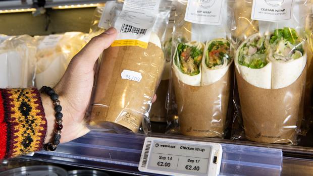 Dynamisch prijskaartje tegen voedselverspilling