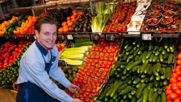 Geen paprika's en bananen meer in plastic bij Albert Heijn