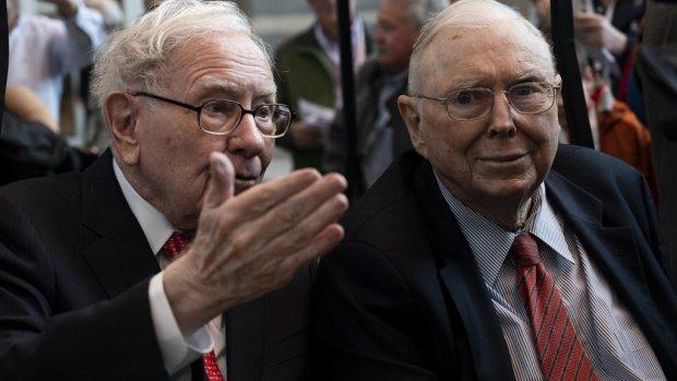 Jonkies van 57 en 67 de mogelijke opvolgers van Buffett (88)