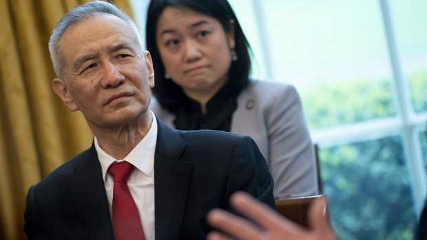 Chinese vicepremier toch naar de VS voor handelsgesprekken