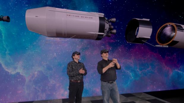 Demonstratie Microsoft Hololens gaat pijnlijk de mist in