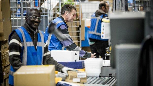 PostNL zet met investeringen nóg meer in op pakketjes
