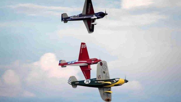 Eerste race met elektrische vliegtuigen in 2020