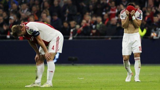 Europese zegetocht Ajax goed voor 95 miljoen euro