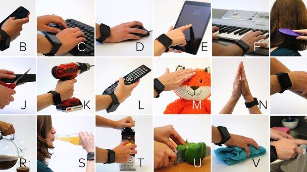 Smartwatches weten straks precies wat je doet