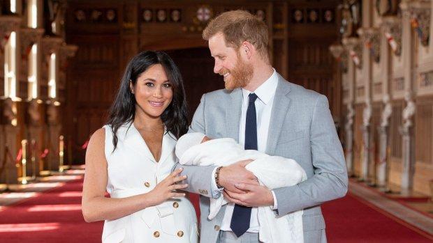 Eindelijk: dit is de naam van baby Sussex