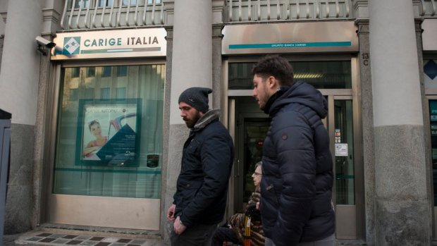 Italiaanse staat moet mogelijk weer probleembank overeind houden