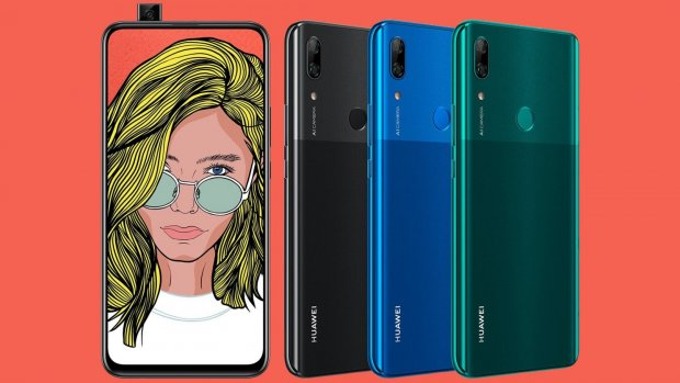Huawei lanceert telefoon met pop-upcamera in Nederland