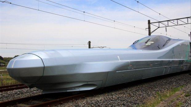Tests met snelste treinverbinding ter wereld van start: 360 km/u