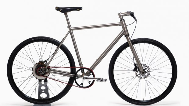 Deze e-bike lijkt niet op een elektrische fiets