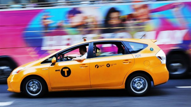 Uber voor 45 dollar per aandeel naar de beurs