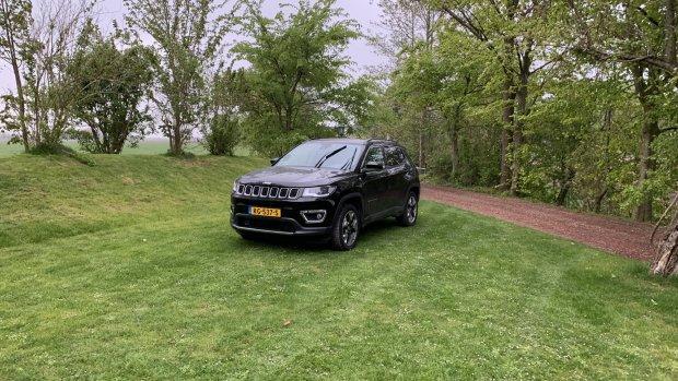 Duurtest Jeep Compass: SUV die echt de blubber aankan