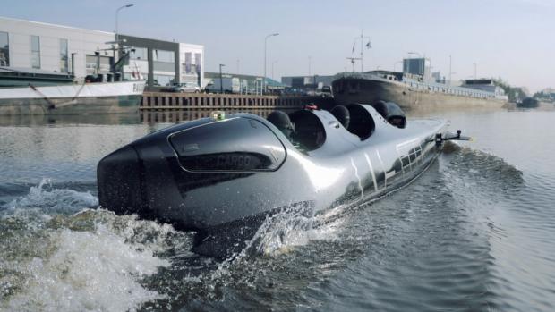 Bouwer James Bond-achtige mini-duikboot Ortega gaat ten onder