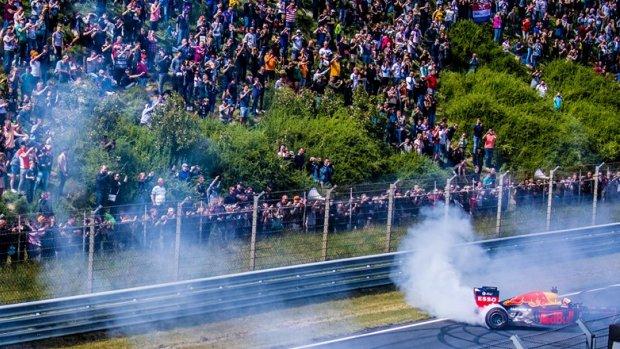 NS: spoor moet verbeteren als Formule 1 naar Zandvoort komt