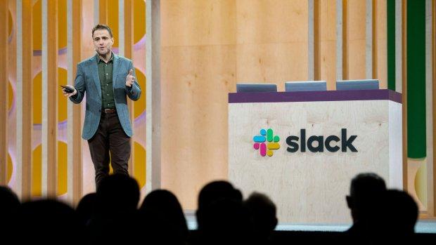 ce116b39190 Bedrijven Techbedrijf Slack maakt datum voor beursgang bekend