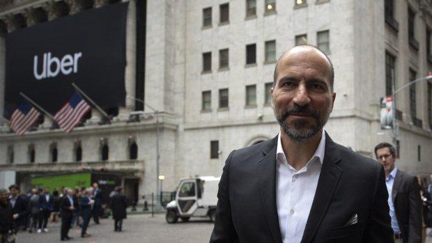 Drama Uber nog niet voorbij: koers keldert verder