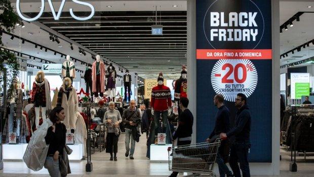 Vestigingen Italiaanse modereus OVS in Nederland alweer dicht