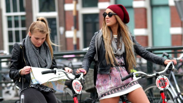 Amsterdam een van de duurste Airbnb-steden ter wereld