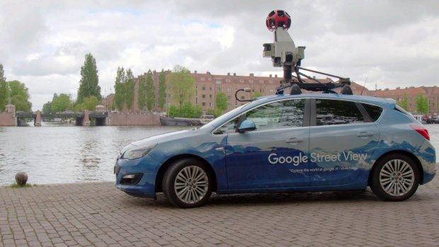Google schikt zaak over wifi-schandaal Street View