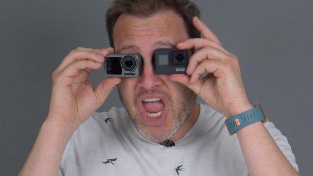 Getest: met deze camera opent DJI de aanval op GoPro