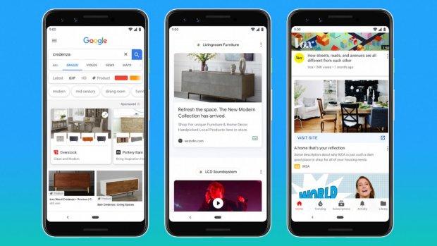 Google gaat veel meer advertenties op smartphones tonen