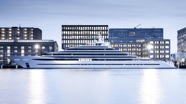 Nederlandse superjachtbouwers zetten in op groter en groter
