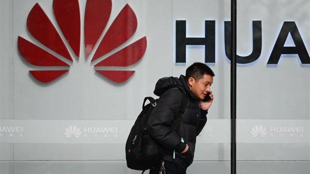 Huawei heeft Amerikaanse onderdelen gehamsterd