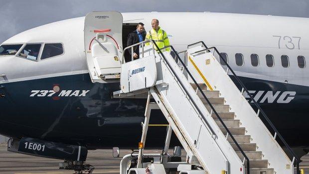 Boeing heeft software-update klaar voor probleemtoestel 737 Max
