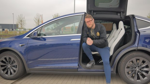 Tesla Model X op reis: 'Autopilot is nog geen aanrader'