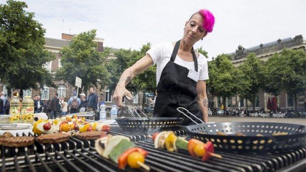 Gemeente Amsterdam wordt vegetarisch